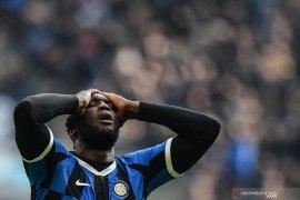 Inter Milan makin tertinggal dari Juventus setelah ditahan imbang Cagliari