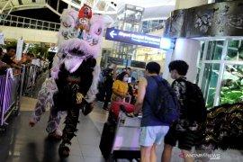 Bandara Ngurah Rai adakan atraksi Barongsai meriahkan Imlek