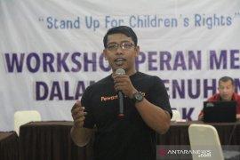 Peduli isu anak, Jurnalis di Aceh bentuk forum peduli anak di Sabang