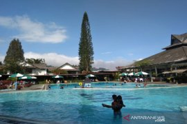Hunian hotel di Berastagi capai 90 persen pada libur Imlek