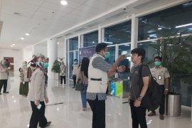 Bandara Jambi lakukan antisipasi masuknya penyakit pneomonia dari  China