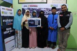 ACT Jatim bantu guru prasejahtera  di Bojonegoro dan Jombang