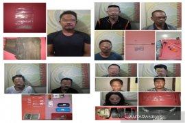 Satresnarkoba tangkap belasan pemakai dan pengedar narkoba