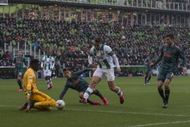 Liga Belanda: Ajax terpeleset di kandang Groningen