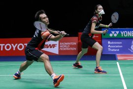 Jadwal final Thailand Masters, Hafiz/Gloria tantang Ellis/Smith