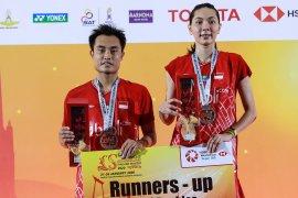 Hafiz/Gloria juara dua Thailand Masters 2020