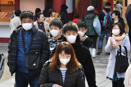 Jepang akan evakuasi warganya dari Wuhan