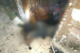 Pasangan suami istri ini tewas terbakar