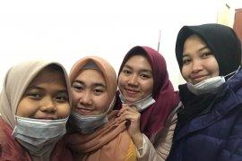 21 mahasiswa Universitas Negeri Surabaya di  Wuhan tak terinfeksi virus corona