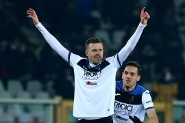 Atalanta pesta tujuh gol tanpa balas ke  gawang Torino