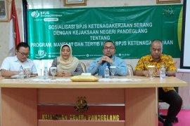 Perusahaan Nunggak, BPJAMSOSTEK dan Kejari Pandeglang Berkolaborasi Menagih Iuran Oleh Ridwan Chaidir