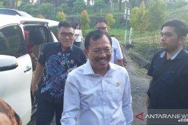 Menkes kunjungi RS  Manado pascapengisolasian awak Lion Air
