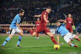 Liga Italia, Roma akhiri catatan 11 kemenangan beruntun Lazio