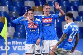Liga Italia: Napoli tumbangkan Juve 2-1