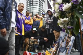 Legenda NBA, Kobe Bryant tewas dalam kecelakaan helikopter