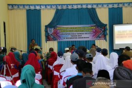 Saring aspirasi, Angkinang Musrebang tingkat kecamatan