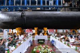 Presiden tegaskan industri pertahanan nasional harus sehat