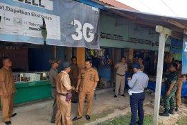 Satgas Pangan Batanghari sidak ke pasar tradisional