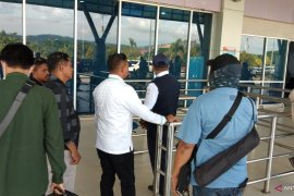 Seorang wisatawan yang berkunjung ke Raja Ampat diduga terinfeksi Corona