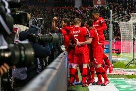 Leverkusen menang 3-0 untuk makin  benamkan Fortuna Duesseldorf ke dasar klasemen