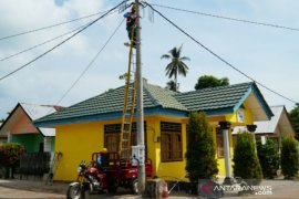 Konsumsi listrik di Babel tumbuh 9,43 persen