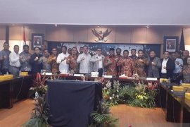 Pemprov - DPRD Maluku konsolidasi terbitnya UU Daerah Kepulauan'