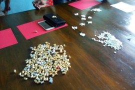Polres Pohuwato sita 1.466 butir pil koplo