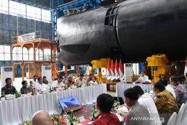 Presiden Jokowi janjikan pembenahan ekosistem industri pertahanan