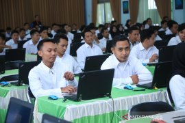 2.757 peserta ikut tes SKD CPNS di Kota Probolinggo