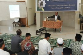 20 mahasiswa ikut pelatihan kepemimpinan Akademi Dakwah Indonesia