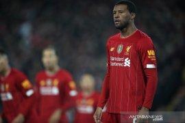 Komentar Wijnaldum pantik spekulasi masa depannya di Liverpool