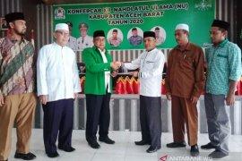 Bupati Ramli MS pimpin lagi Nahdlatul Ulama Aceh Barat