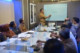 Pemerintah Aceh bahas penanganan kekeringan sawah di Aceh Besar