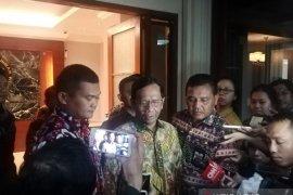 Mahfud: Soal Corona, belum perlu tindakan darurat di Indonesia