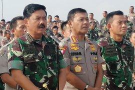 Tujuh pesan Panglima TNI jelang pilkada dan PON 2020
