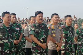 TNI-Polri siap amankan PON XX 2020 di Papua