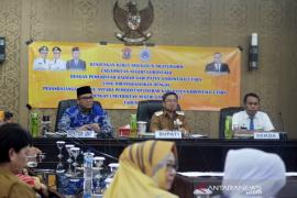Bupati Gorontalo Utara minta kuota mahasiswa fakultas Kedokteran ke UNG