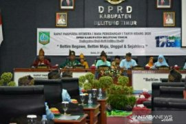Wagub minta Belitung Timur jaga keadaan tetap kondusif pada Pilkada 2020