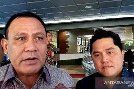 Erick Thohir gandeng KPK cegah tindak korupsi di BUMN
