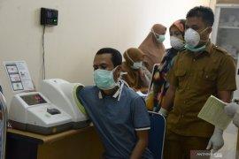 Waspada virus corona, Bandara Rembele pasang thermal scanner