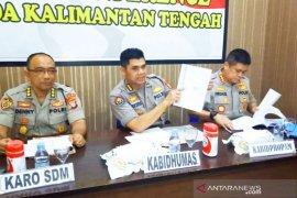 Sepuluh anggota Polri  Kalteng dipecat