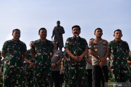 Berikut tujuh pesan Panglima TNI jelang Pilkada dan PON 2020