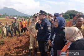 Bupati Bogor ajukan 15 titik relokasi korban bencana longsor Sukajaya Bogor