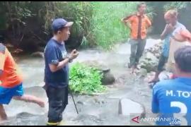 Warga Padang Panjang yang hanyut ditemukan meninggal