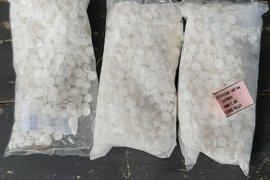 Satuan Narkoba Polres Pohuwato tangkap pemilik 3.000 pil koplo