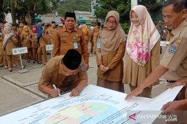 Pemkot Tangsel gelar deklarasi kecamatan dan kelurahan layak anak