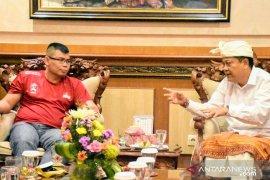 """Chris Jhon Foundation Bali majukan tinju melalui """"sport tourism"""""""