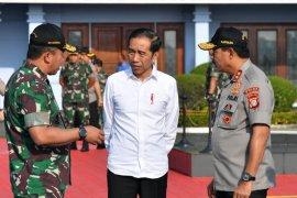 Presiden resmikan Terowongan Nanjung di Bandung