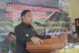 Bupati Bekasi janji akan transparan soal pengelolaan dana CSR