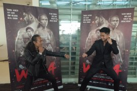 "Yayan Ruhian gabungkan aneka bela diri di film ""Wira"""